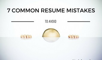 7 Common Resume Mistakes to Avoid‏