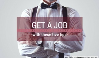 5 Best Tips on How to Get a Job