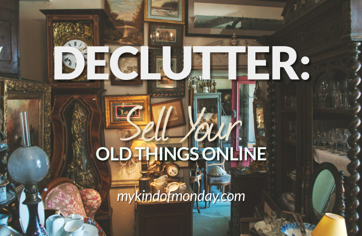 sell your old things online