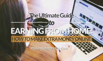 Earning From Home: How To Make Extra Money Online