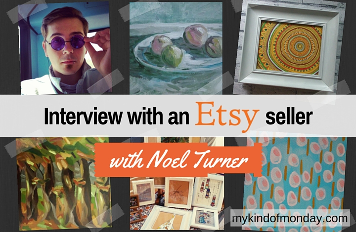 Interview with Etsy Seller Noel Turner