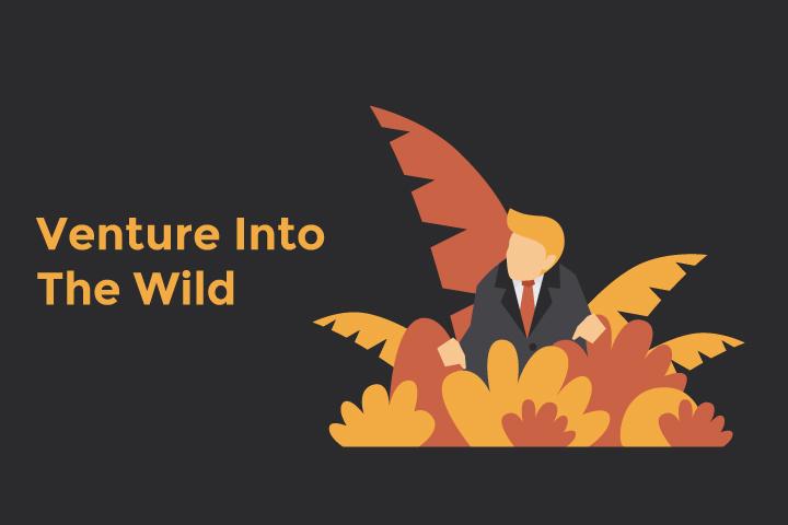 Venture into the wild
