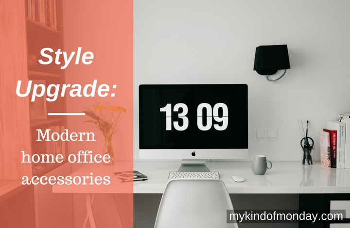 Modern accessories and furniture to upgrade your home office