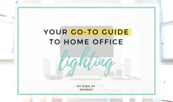 Your Go-To Guide To Home Office Lighting