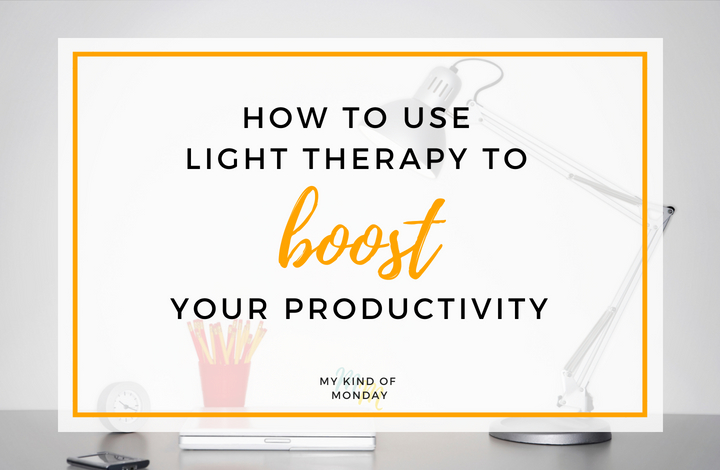 Using Light Therapy To Boost Productivity